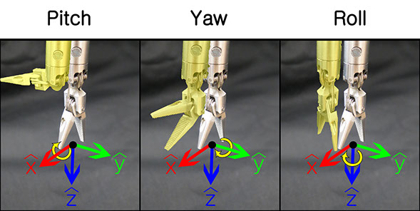 two pictures each showing different types of tool misalignment